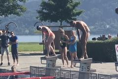 Bundespolizeimeisterschaften Vorarlberg - Schwimmen 2019