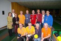 Landesmeisterschaften Kegeln 2019