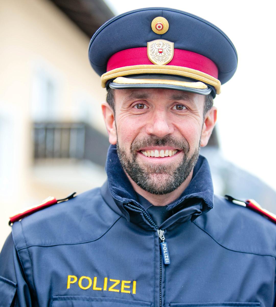 Landespolizeidirektor Dr. Franz RUF, M.A.